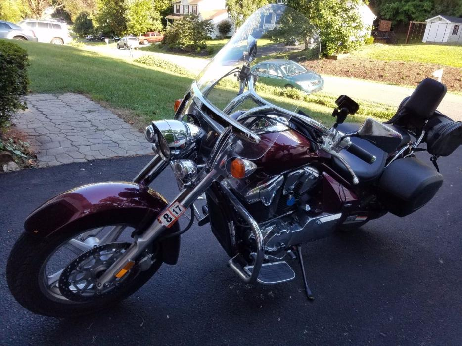 Honda Interstate Vt1300 Ct motorcycles for sale in Virginia