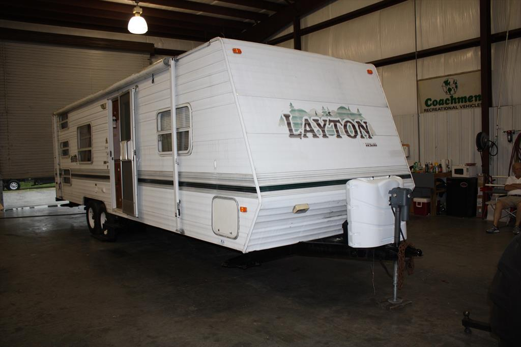 2001 Skyline Layton 299 Scout