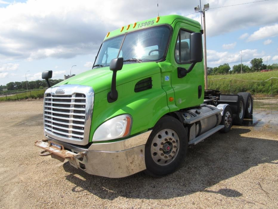 2013 Freightliner Cascadia Evolution Conventional - Day Cab