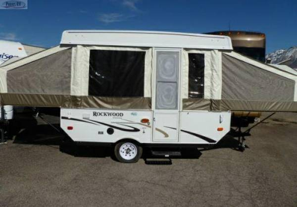 Forest River Rockwood Freedom 1950 Rvs For Sale In New Jersey