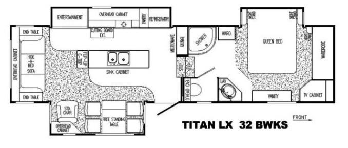 2007 Sunnybrook Titan 32 BWKS