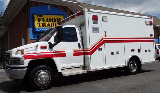2006 Gmc Tc4500 Med Tec Ambulance Ambulance