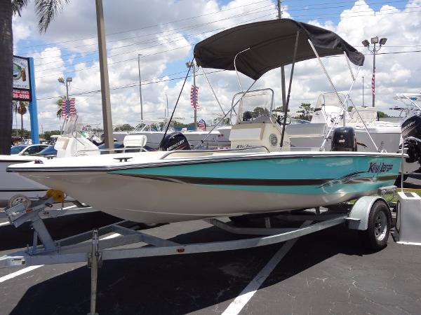Key Largo 186 Boats For Sale