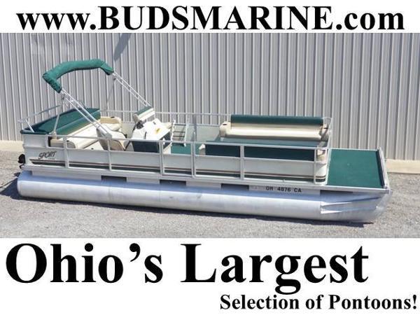 1997 Crest Pontoon Boats for sale
