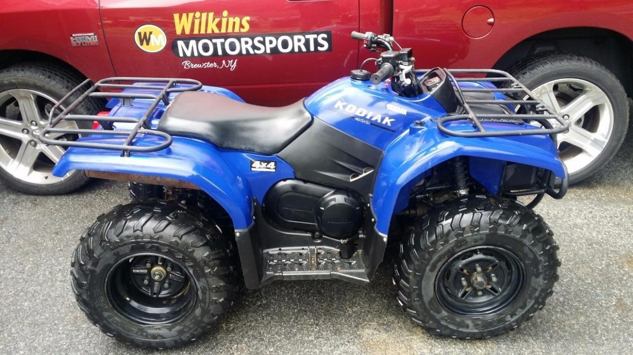 Yamaha Kodiak 400 4x4 Motorcycles For Sale