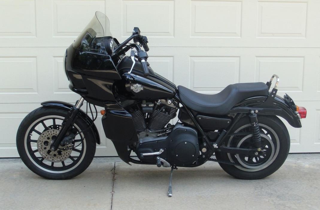 Harley Davidson Fxr motorcycles for sale in Arkansas