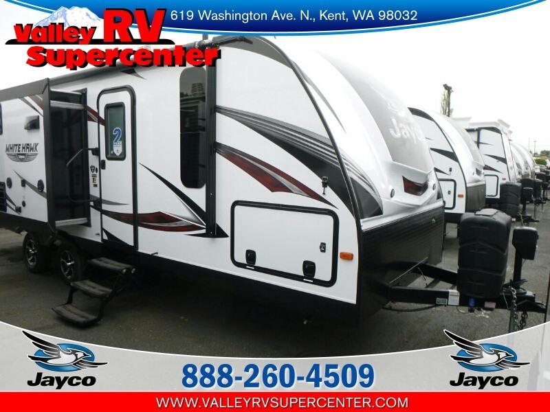 2016 Jayco White Hawk 25bhs Rvs For Sale In Washington