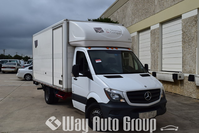 2014 Mercedes-Benz Sprinter Chassis-Cabs Pickup Truck