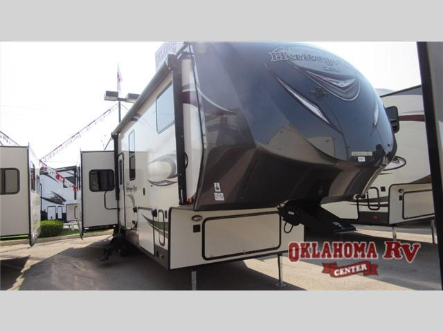 2017 Forest River Rv Wildwood Heritage Glen 346RK