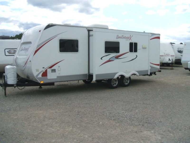2011 Cruiser Rv Fun Finder X X-244RBS