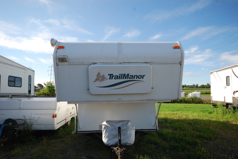 2006 Trailmanor 2619