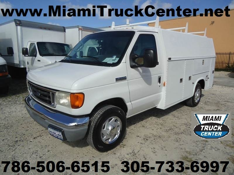 2006 Ford E350 Mechanics Truck