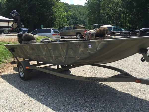 Bass Tracker Jet Boats for sale