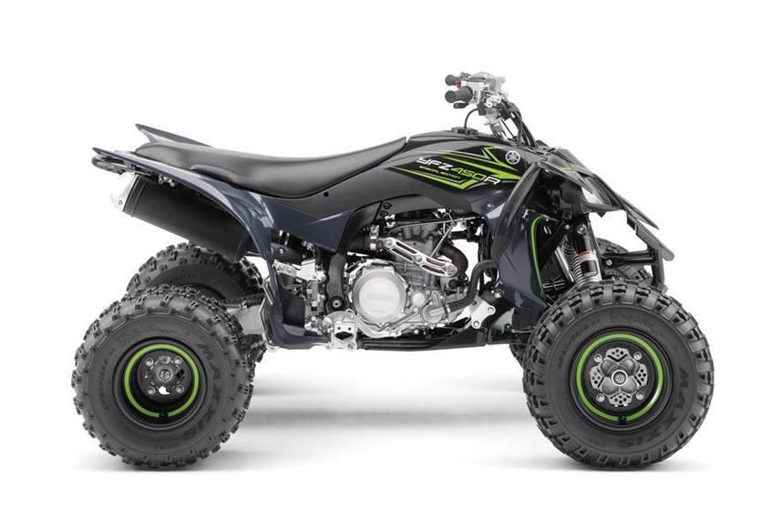 2017 Yamaha YFZ450R SPECIAL EDITION