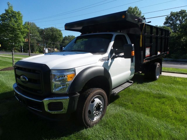 2015 Ford F450  Contractor Truck