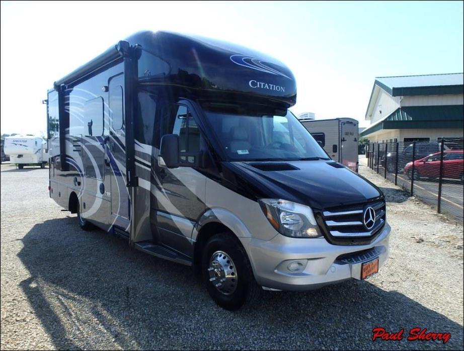 Thor chateau citation rvs for sale in piqua ohio for Thor motor coach citation