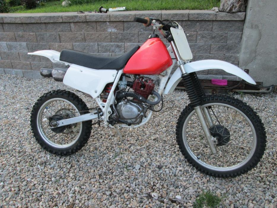 honda xr200 motorcycles for sale