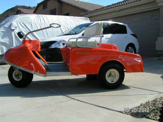 1966 Club Car GAS