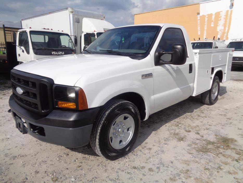 2007 Ford F250 Mechanics Truck