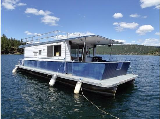 Craigslist Idaho Falls >> Upper Deck For Pontoon Boat Boats for sale