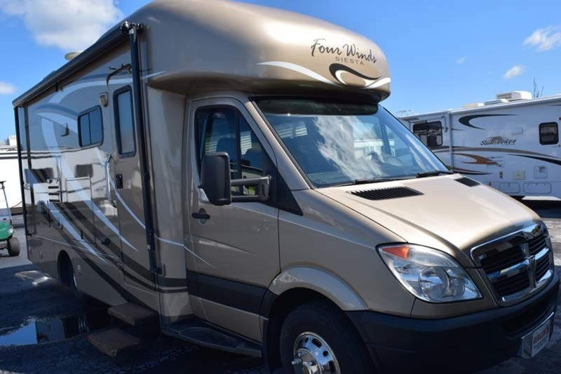 Four Winds Siesta RVs for sale