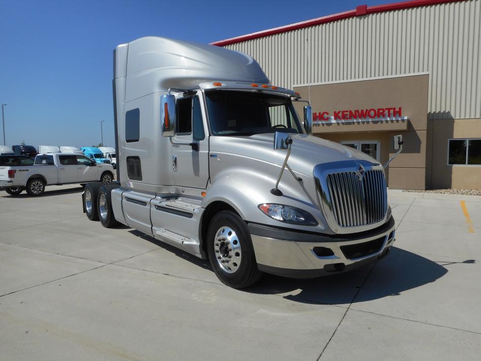 2013 Navistar Prostar+  Conventional - Sleeper Truck