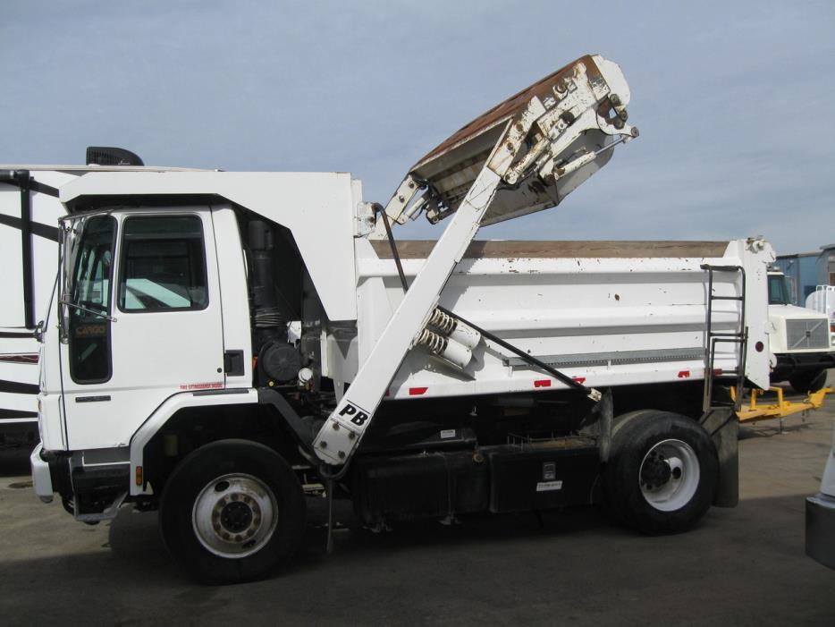 2005 Freightliner Fc80 Dump Truck