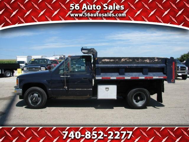 1999 Chevrolet C/K 3500  Dump Truck