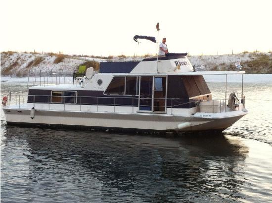 Chris Craft 46 Aqua Home Boats For Sale