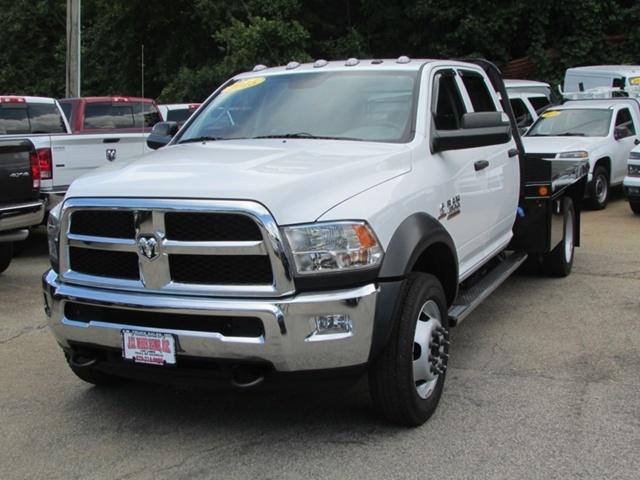 2015 Dodge Ram 4500 Hd Flatbed  Flatbed Truck