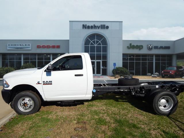 2016 Ram 3500 Hd Chassis Cab Chassis
