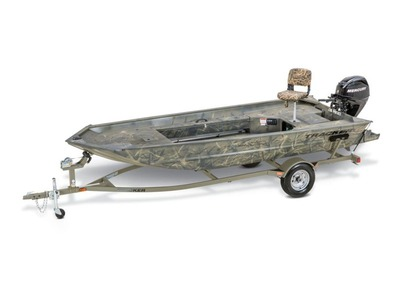 2014 TRACKER BOATS GRIZZLY 1654 Sportsman