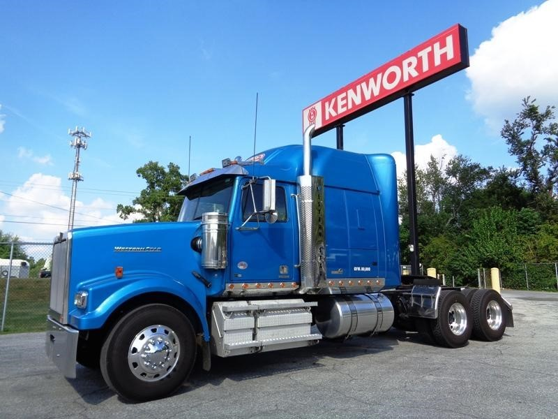 2012 Western Star 4900fa Conventional - Sleeper Truck