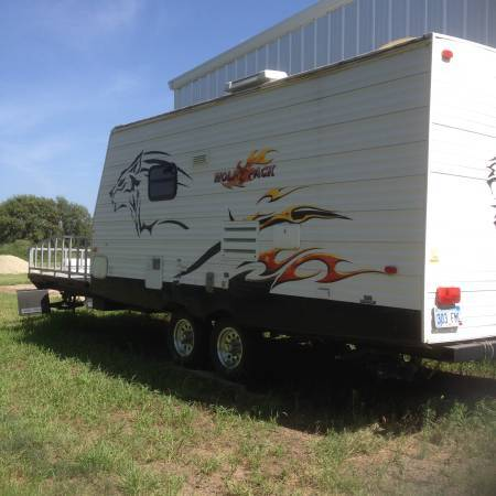 2007 Forest River CHEROKEE WOLF PACK 30WP