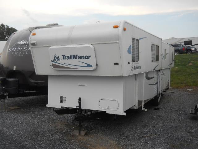 2007 Trailmanor TRAILMANOR 3124KS