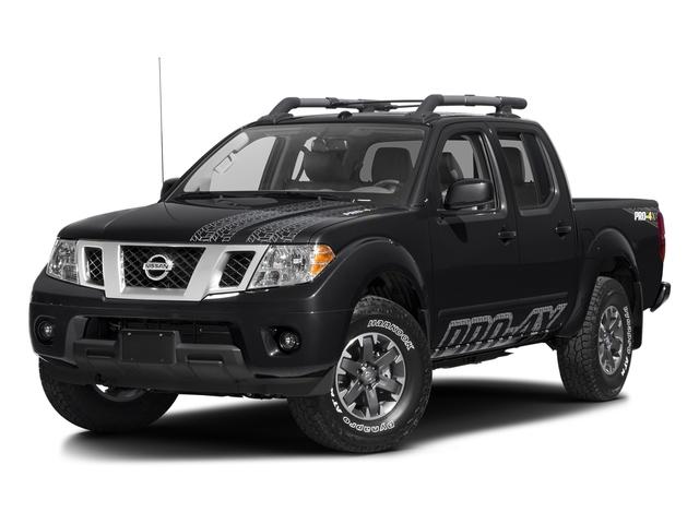 2016 Nissan Frontier Pro4x Pickup Truck