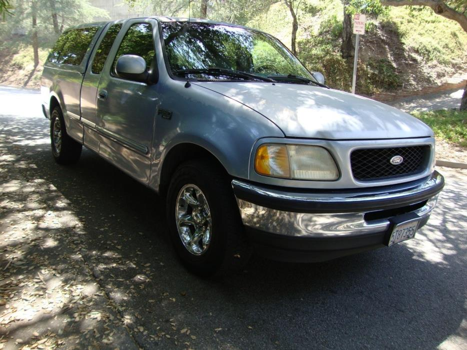 Ford f150 cars for sale in los angeles california for 1998 ford f150 motor for sale
