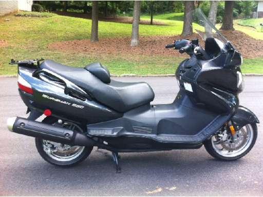 suzuki burgman 650 motorcycles for sale in atlanta georgia. Black Bedroom Furniture Sets. Home Design Ideas