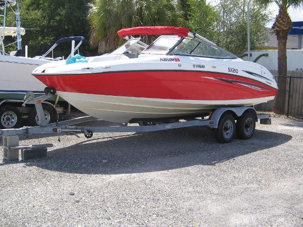 2007 Yamaha Sport Boat 210sx