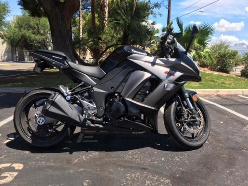 Tucson Arizona Kawasaki Ninja