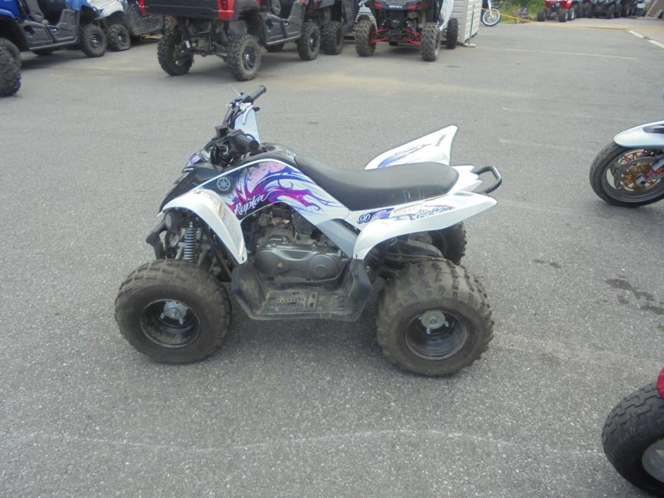 yamaha raptor 90 motorcycles for sale in ebensburg pennsylvania. Black Bedroom Furniture Sets. Home Design Ideas
