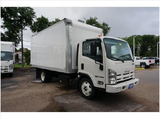 2015 Isuzu Nrr  Box Truck - Straight Truck