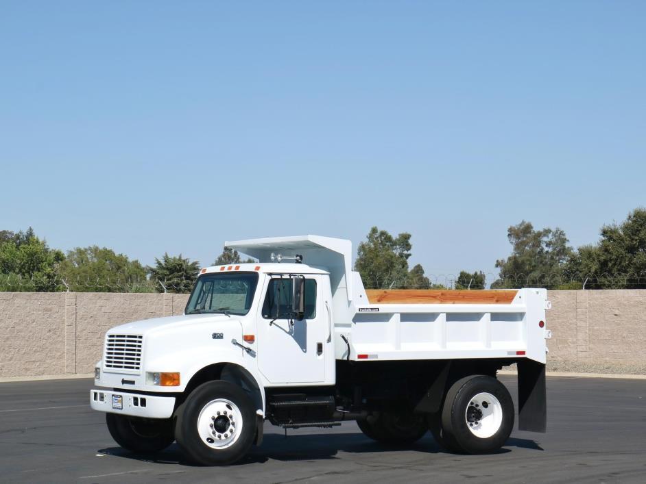 dump truck for sale in sacramento california. Black Bedroom Furniture Sets. Home Design Ideas