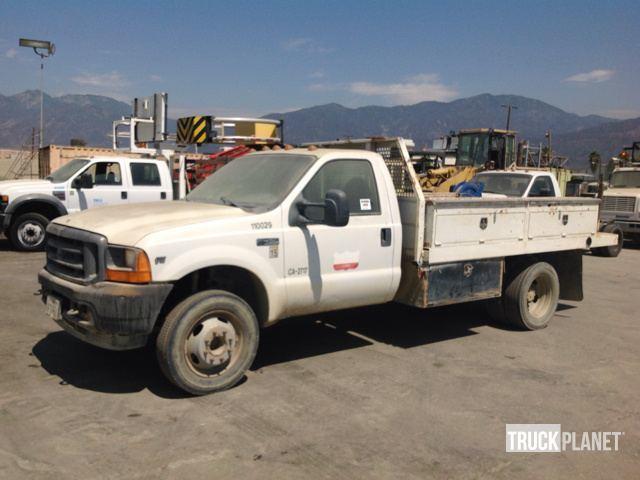 2001 Ford F-450 Super Duty  Utility Truck - Service Truck