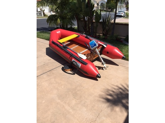 1973 West Marine Inflatable