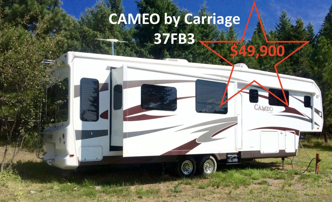 2010 Carriage CAMEO 37FB3