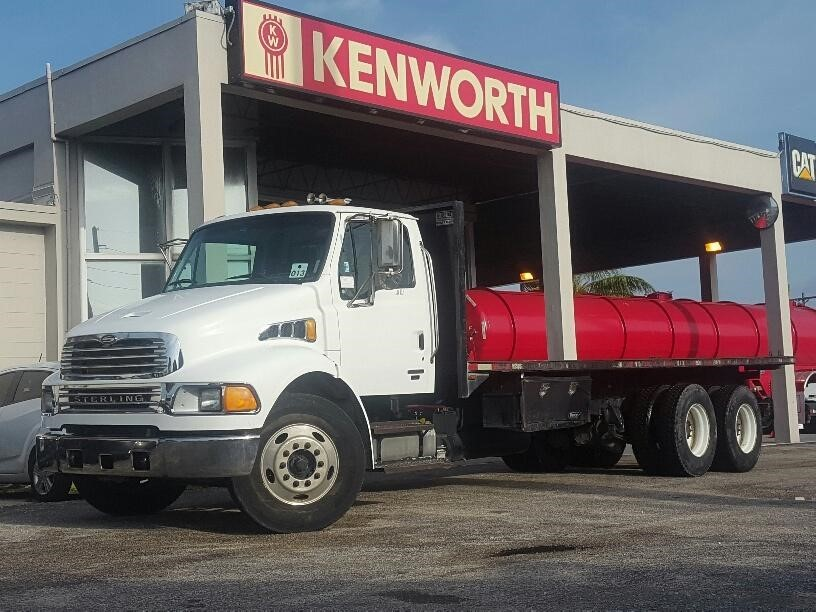 2007 Sterling Acterra 8500 Flatbed Truck