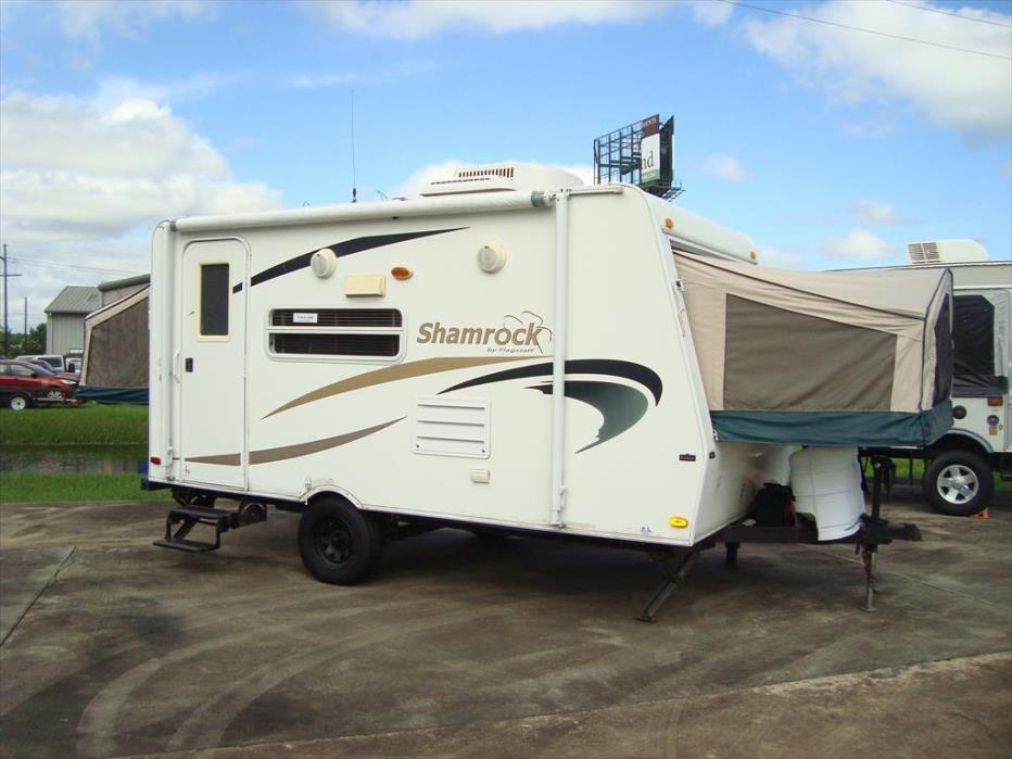 Forest River Flagstaff Shamrock 17 Rvs For Sale