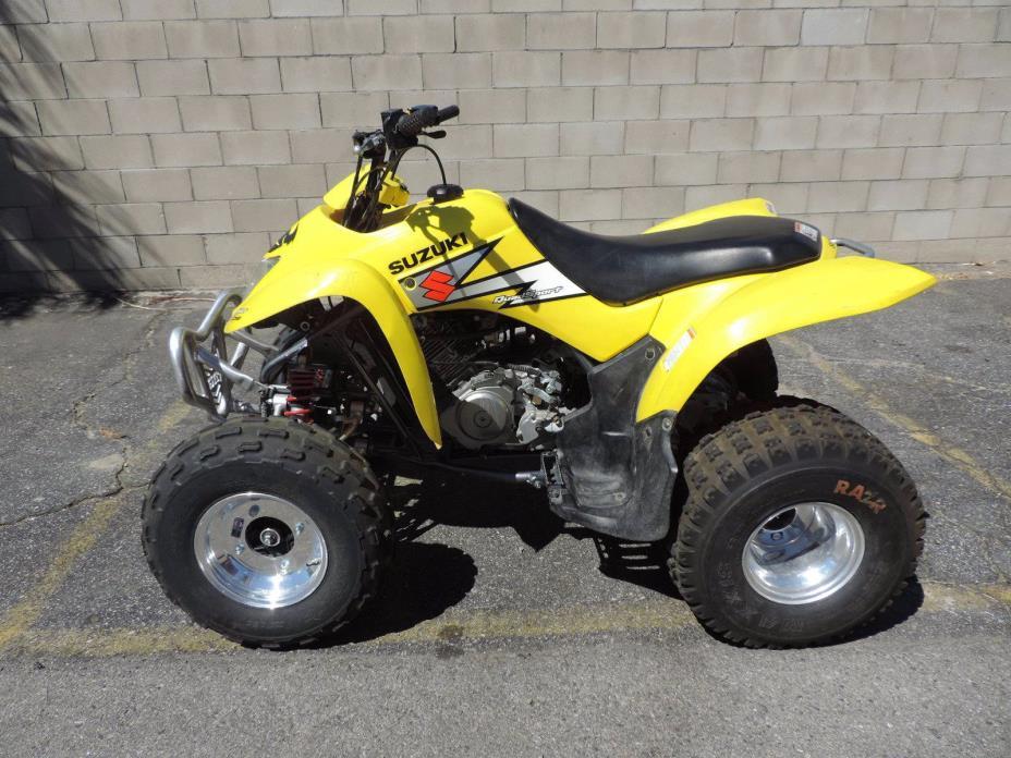 2004 Suzuki 250 Atv Motorcycles for sale