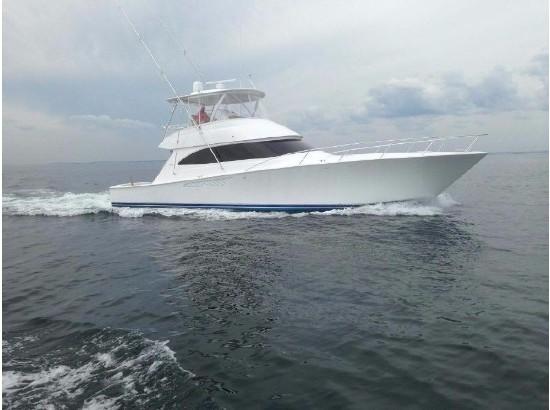 2014 Viking 55 Convertible